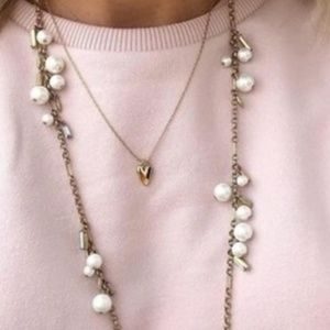 Delicate Heart Necklace by Stella & Dot